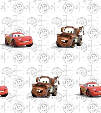 Behang AG Disney Cars WPD9730
