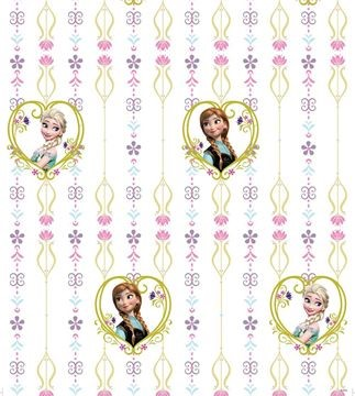 Behang AG Disney Frozen WPD9738