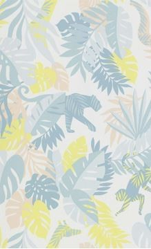 Kinderbehang jungle BN-Wallcoverings Smalltalk 219303