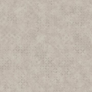 Dutch Wallcoverings Hexagone behang beige L57608