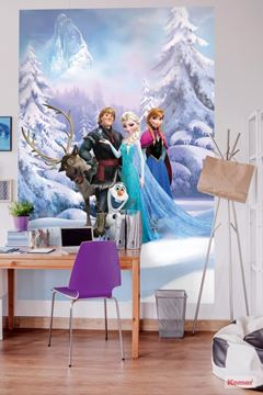 Fotobehang  Disney Frozen Winter Land