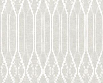 AS Creation Linen Style motief behang beige 36632-1