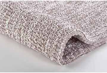 ECO-Living Kleine Wolke badmat Rico taupe